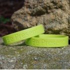 Wristbands to Inspire, Motivate & Empower
